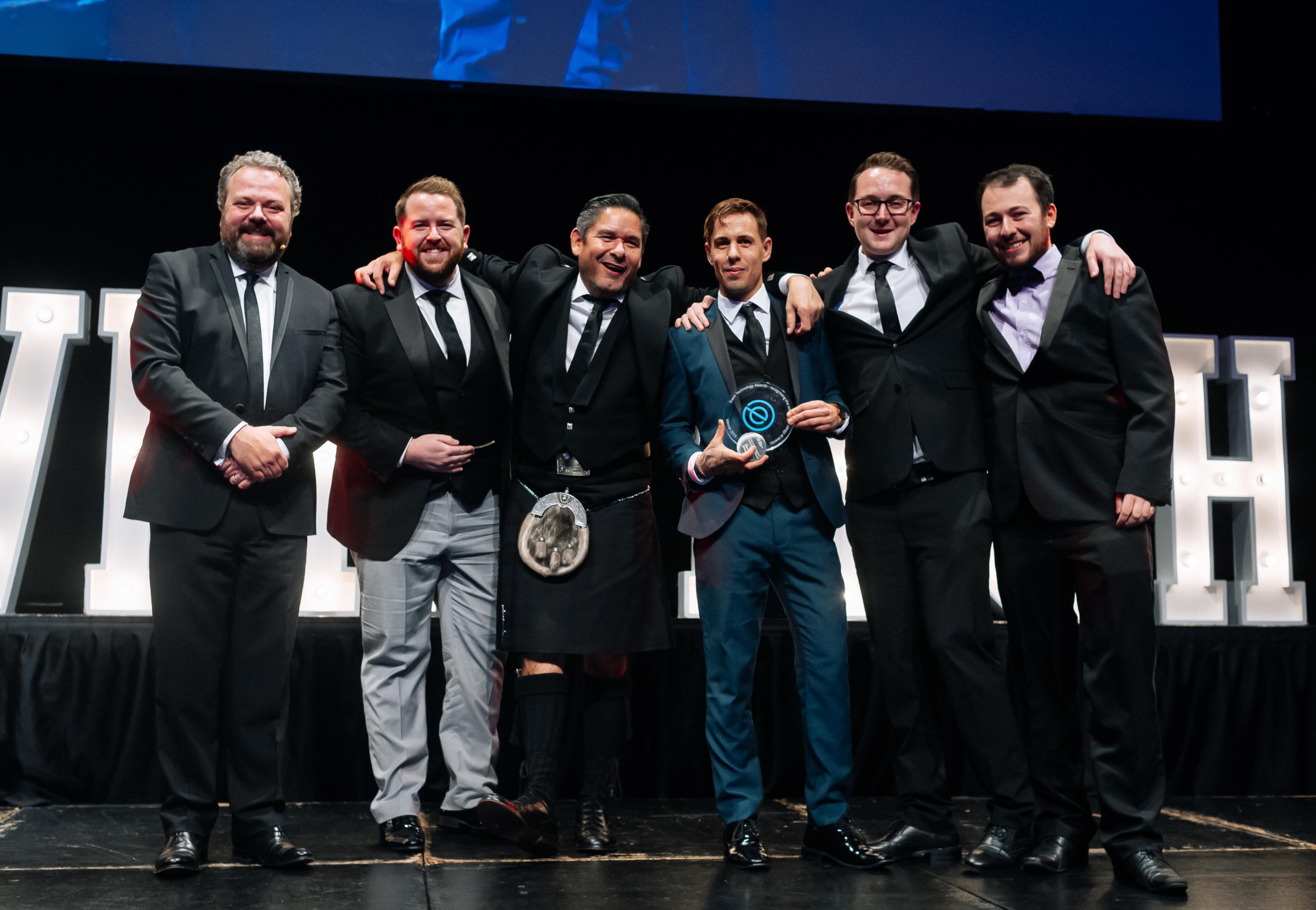 award ceremony photo event technology awards